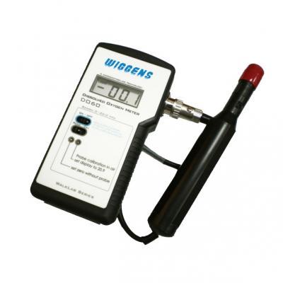 Misuratore di ossigeno disciolto portatile