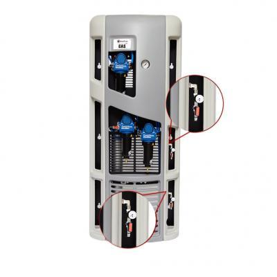 WHISPER Generatore di azoto