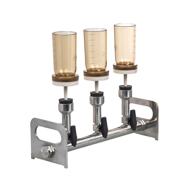 Tripla combinazione di filtro di aspirazione in acciaio inossidabile